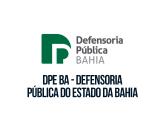 DPE BA - Defensoria Pública do Estado da Bahia