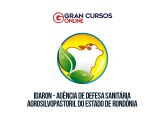 IDARON - Agência de Defesa Sanitária Agrosilvopastoril do Estado de Rondônia