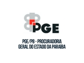 PGE PB - Procuradoria Geral do Estado da Paraíba
