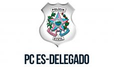 Polícia Civil ES - PC/ES - Polícia Civil do Estado do Espírito Santo - Delegado