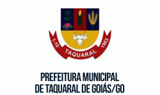 Prefeitura Municipal de Taquaral de Goiás/GO
