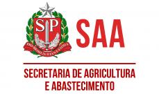 SAA SP - Secretaria Estadual de Agricultura e Abastecimento de São Paulo